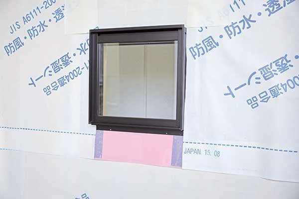 防水役物/窓用