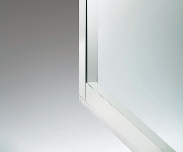 汚れがたまりやすいドア下の換気口を上部に移動
