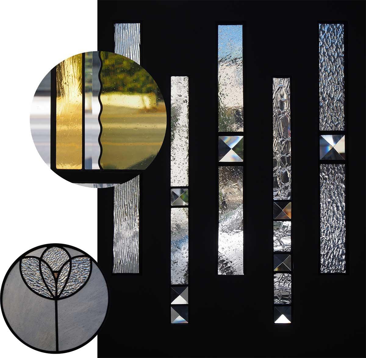 デザインプラナリア オーダーメイドステンドグラス