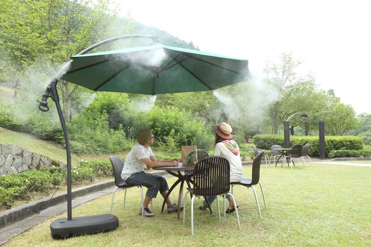いけうち 霧の傘