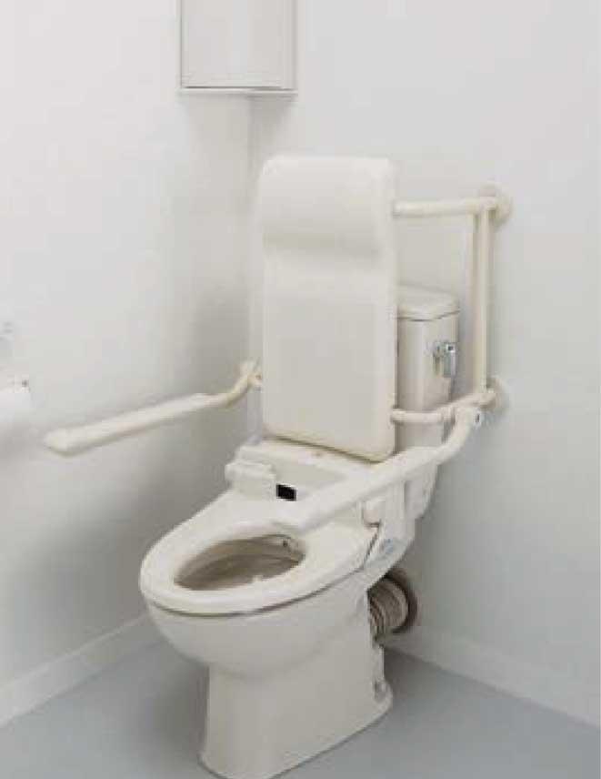 積水ホームテクノ wellsトイレ手すり