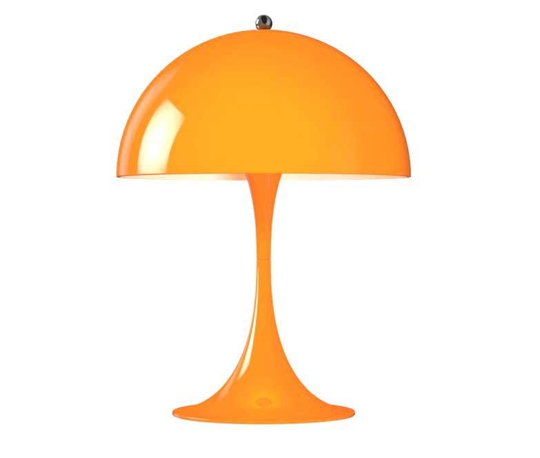 ルイスポールセンジャパン テーブルランプ「パンテラ ミニ テーブル」オレンジ