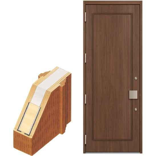 阿部興業 木製防火ドア「プレミアム」