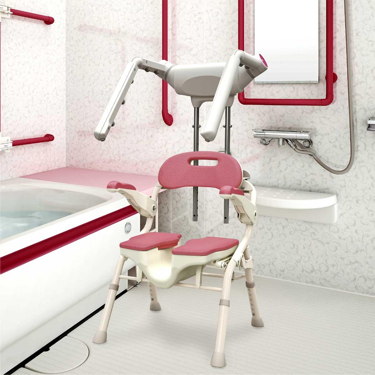 積水ホームテクノ wellsシャワー温浴システム