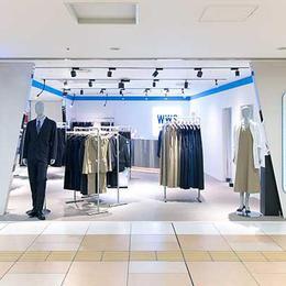 流行りのスーツ型作業着、初の常設店舗オープン!