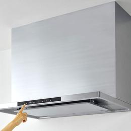 5大メーカー システムキッチン 3つの特長徹底比較! Vol.5【レンジフード/前編】
