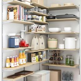キレイにすっきり!使いやすいキッチン収納アイテム