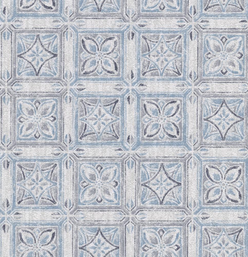 デザイナーズ壁紙 Trendart Twp07 幾何学柄タイル調 トキワ産業株式会社 1018 建材トレンド