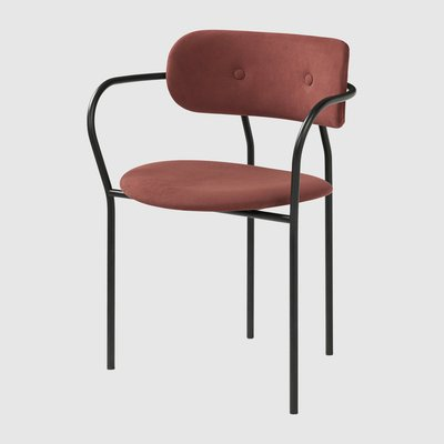 GUBI「Coco Dining Chair With Armrest 肘掛けダイニングチェア」